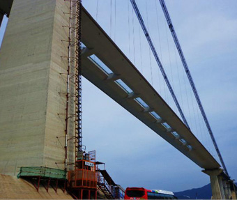 Our Concrete Pipe No Malfunction in the Construction of Yi Sun-Sin...