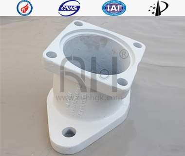 Chassis Elbow Single Metal Casting1
