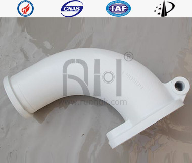 Chassis Elbow Single  Metal Casting2