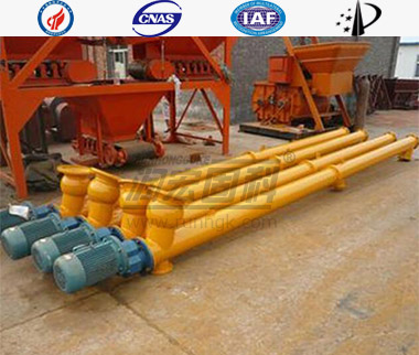 Concrete Mixing Plant Fitting 1