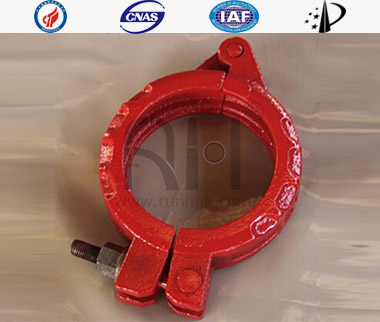 Casting Pipe Clamp 1