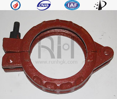 Casting Pipe Clamp 2