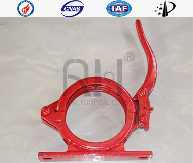 Casting Pipe Clamp 3